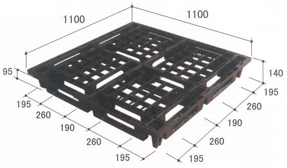 EXA-1111N表面